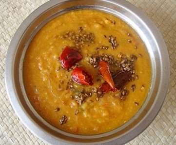 Yellow Dal indian recipe perth cooking classes